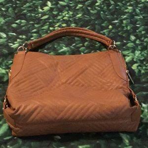 Olivia + Joy quilted shoulder bag